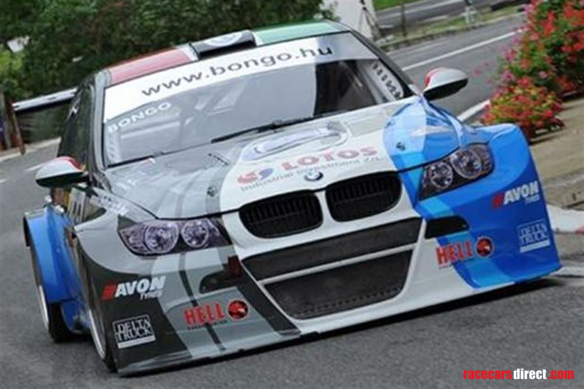 Racecarsdirect Com Bmw E90 4 0 V8 Champion Car For Sale