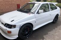 escort-cosworth-909-race-car-full-restoration