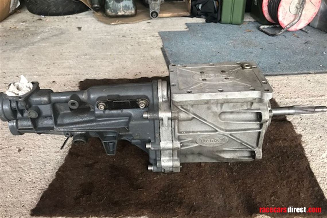 Racecarsdirect Com Ford Type 9 Race 5 Speed Dog Gearbox