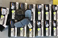 used-clio-cup-brake-pads---pfc-calipers
