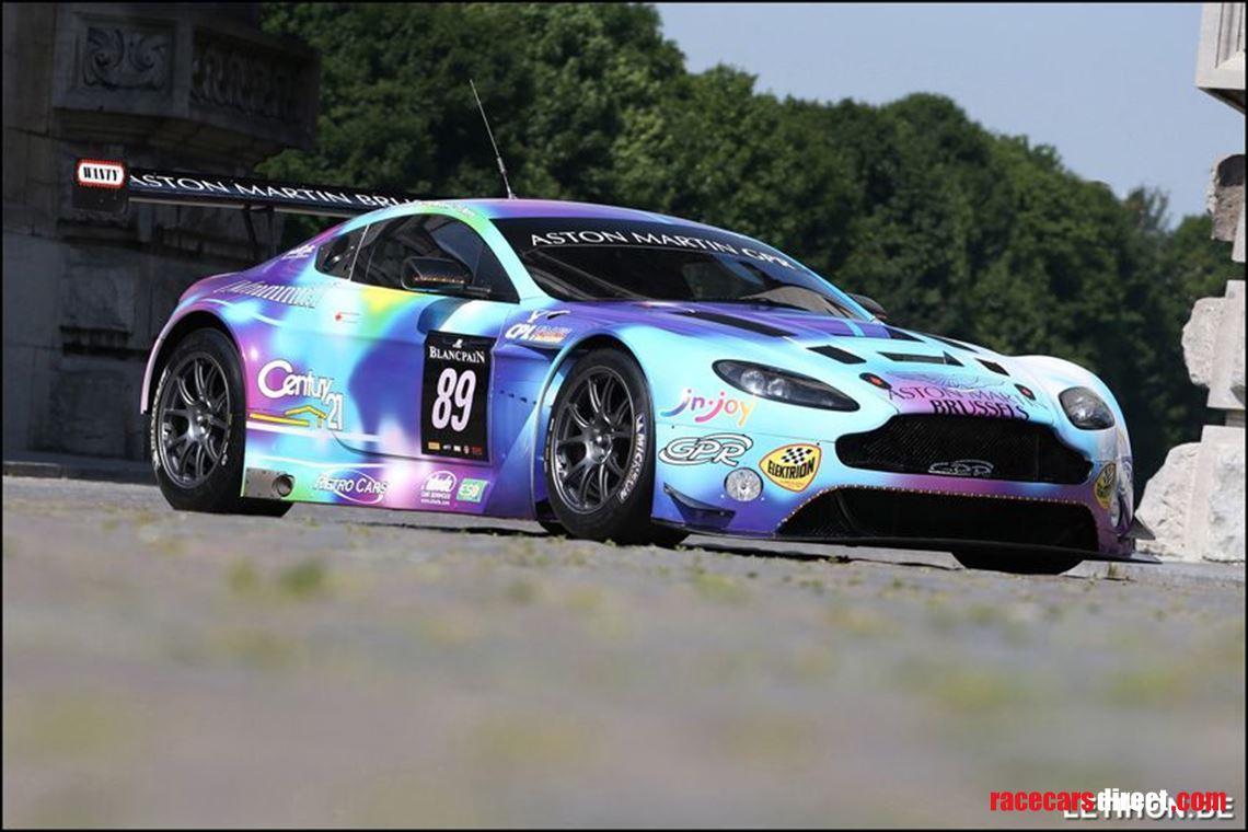 Racecarsdirect Com Aston Martin Vantage V12 Gt3
