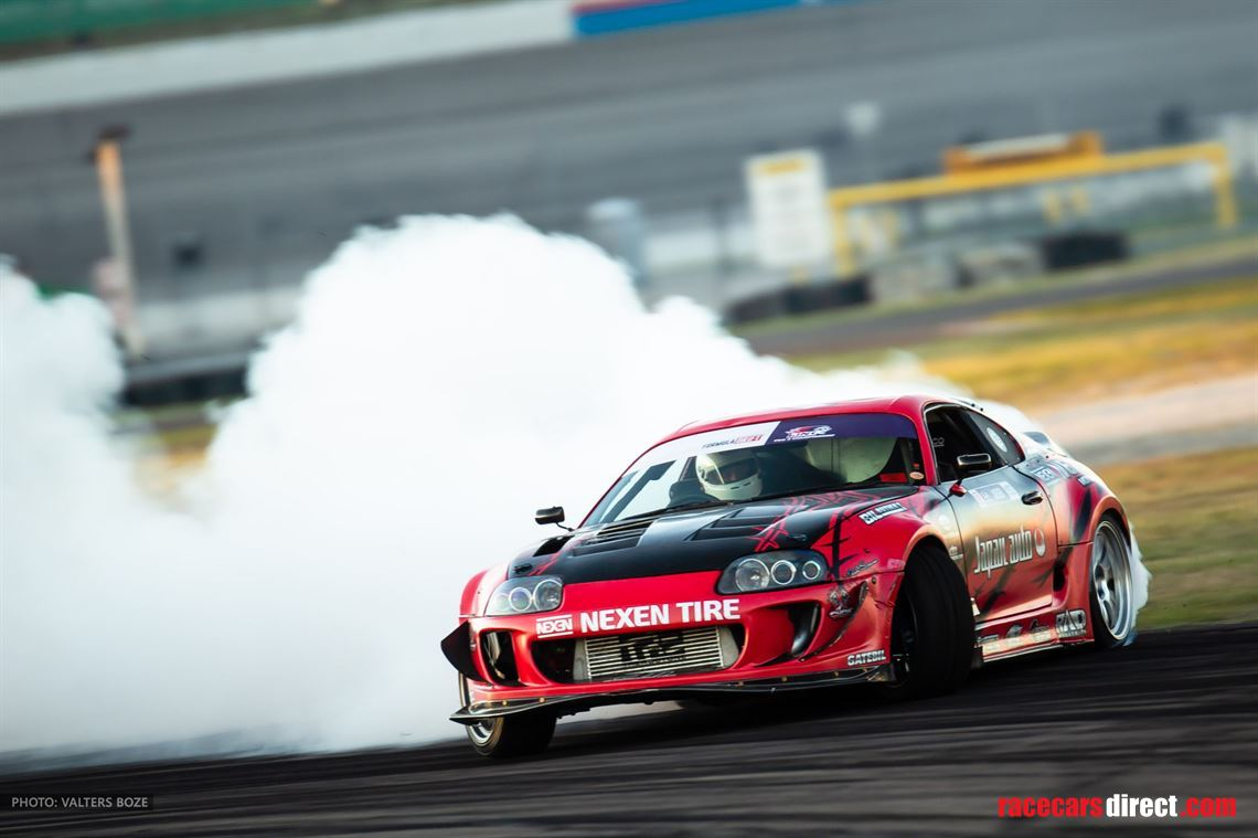 Racecarsdirect Com Toyota Supra 2000 Formula Drift Car