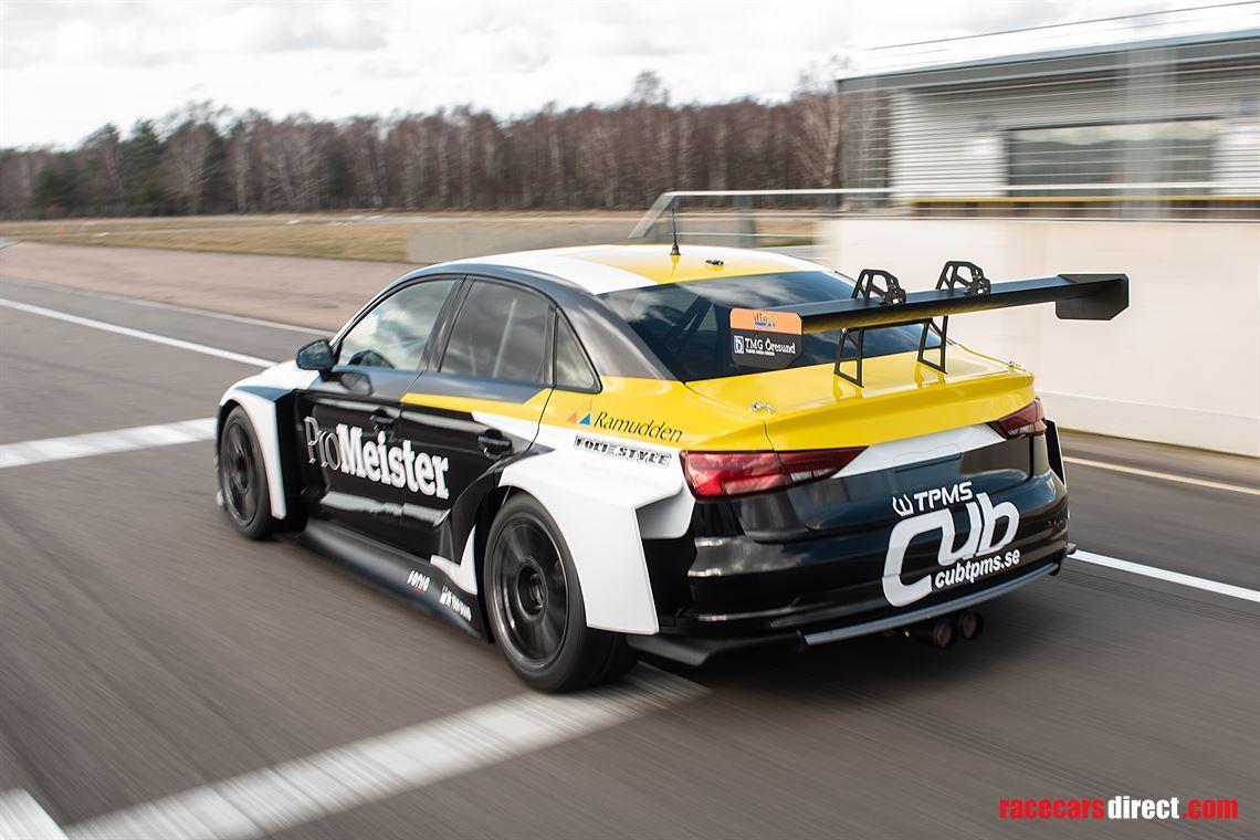 Racecarsdirect.com - AUDI RS3 LMS TCR SEQ