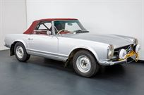 mercedes-230sl-pagoda-rally-prepared-6-speed