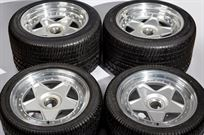 ferrari-f40-speedline-wheel-set