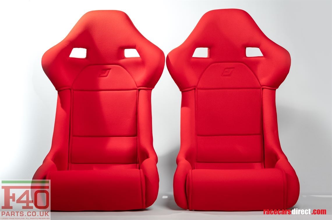 Racecarsdirect Com Ferrari F40 Seats