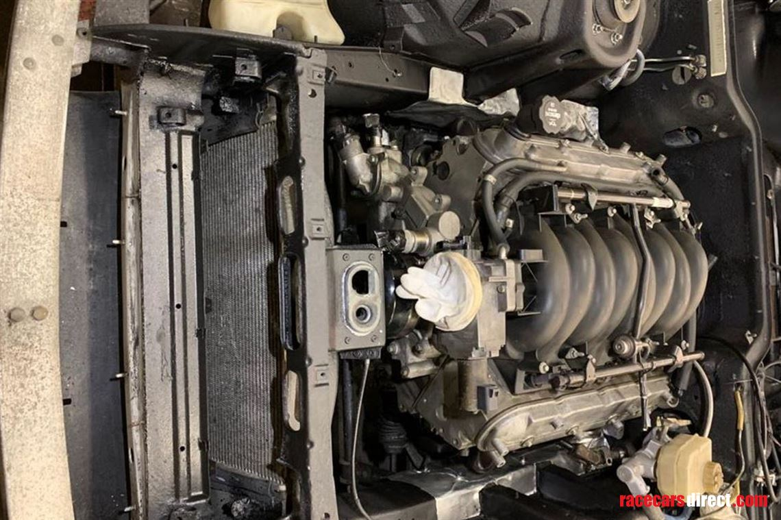 Racecarsdirect Com Porsche 944 Turbo With Ls V8 Swap Project