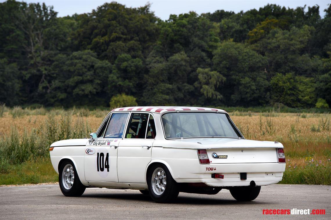 Racecarsdirect.com - 1964 BMW 1800 Ti (TiSa)