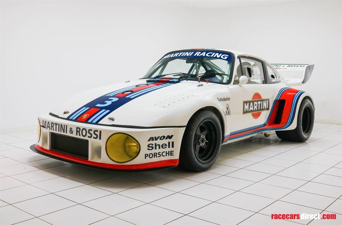 View Porsche Martini Racing