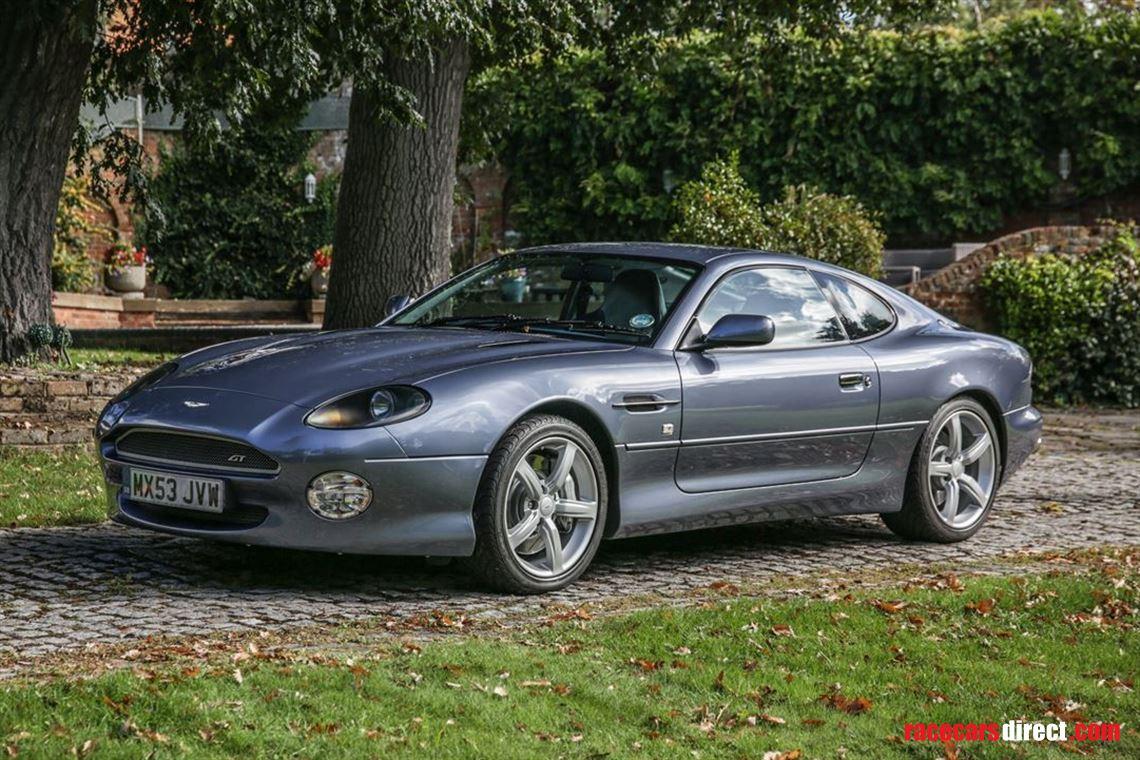 Racecarsdirect Com Aston Martin Db7 Gt