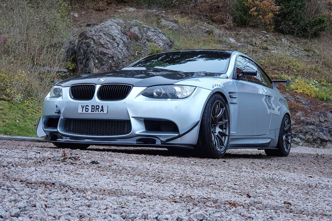 Racecarsdirect Com Highly Modified 625hp Bmw E92 M3 Clubsport