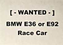 wanted-bmw-m3---e46-or-e92-race-car