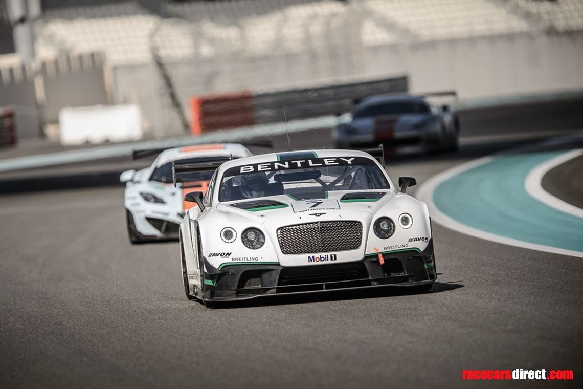 Bentley Continental GT3 Gen 1