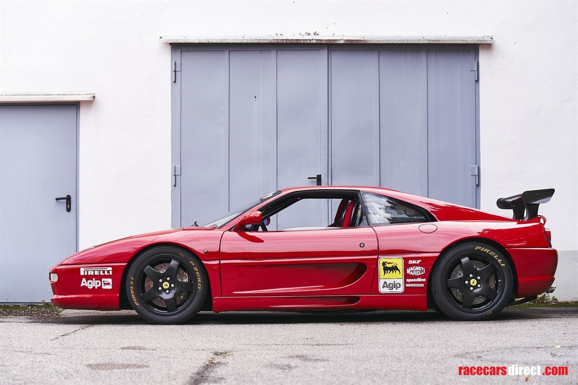1995 Ferrari F355 Challenge - WORLD TITLE WINNER