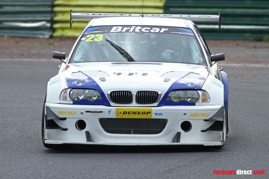 Racecarsdirect.com - BMW M3 GTR Drive Available for ...