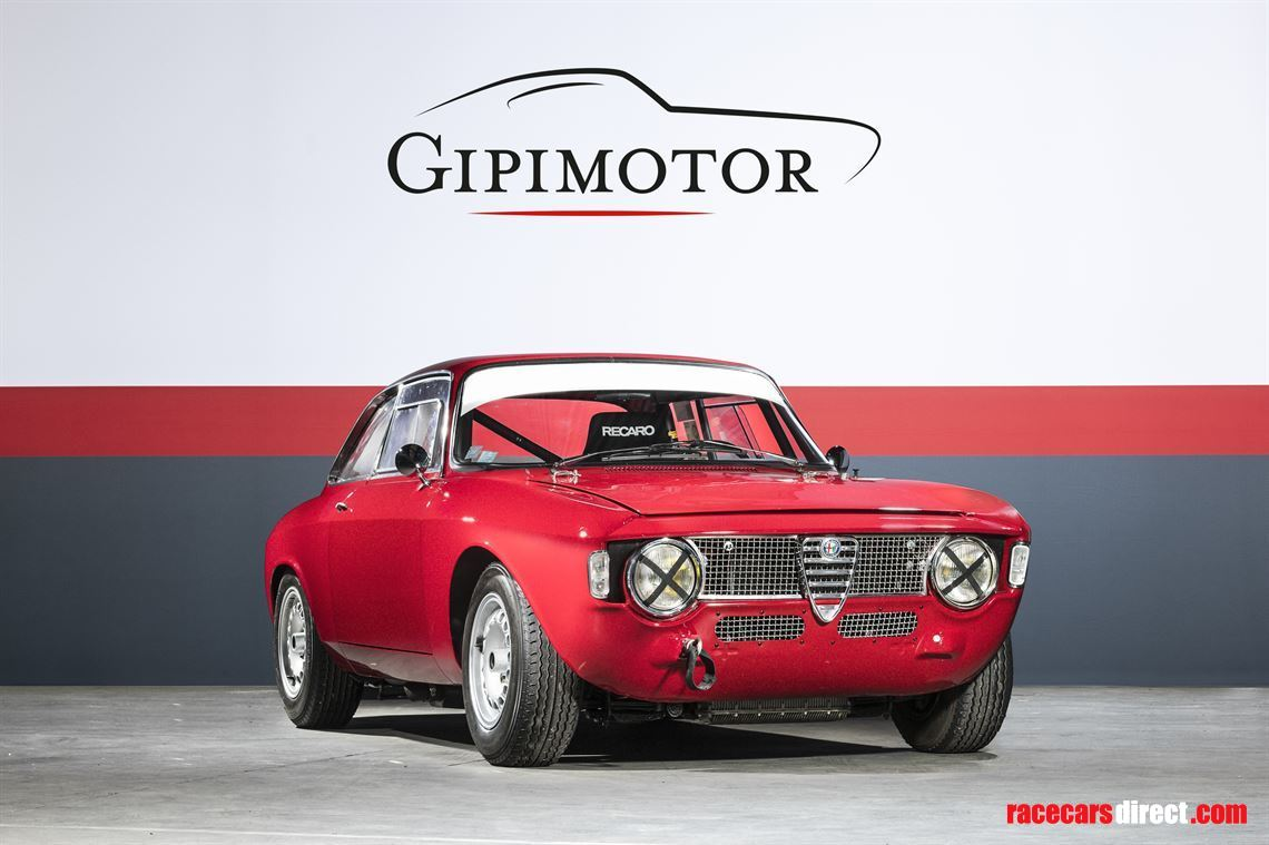 Racecarsdirect Com 1966 Alfa Romeo Gta