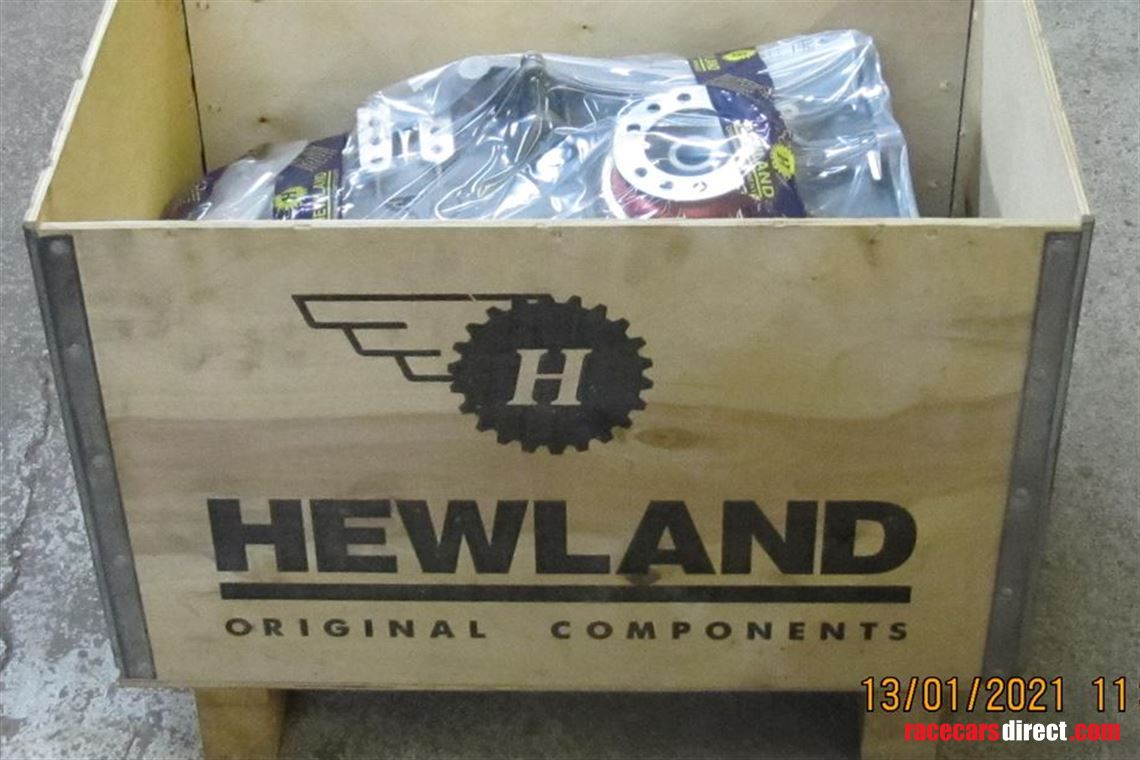 hewland-jfr-200-gearbox-5-speed
