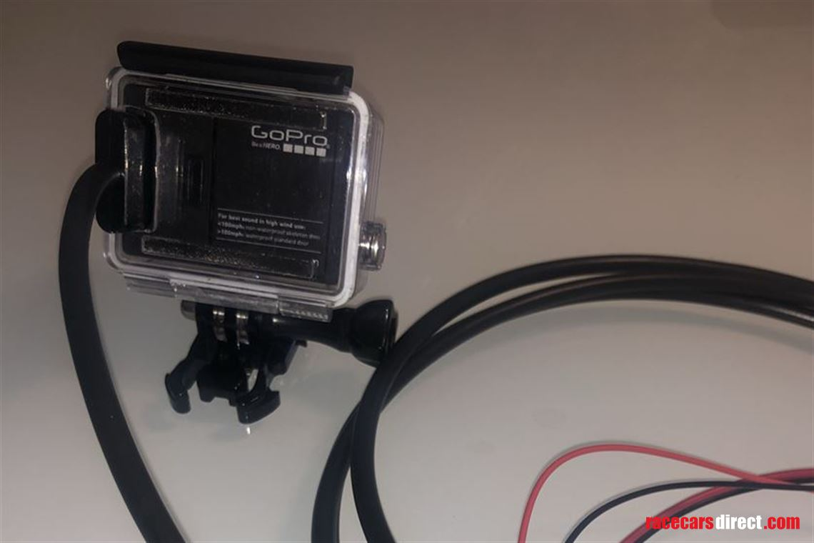 push-button-gopro-control