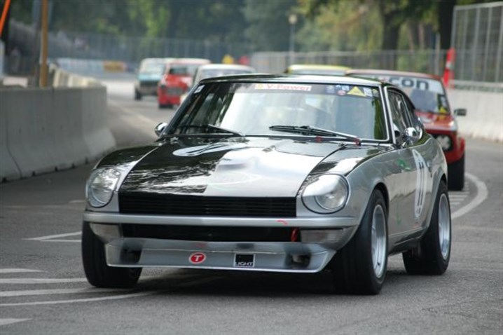 Racecarsdirectcom  Datsun 240Z FIAHTP Race car  SOLD