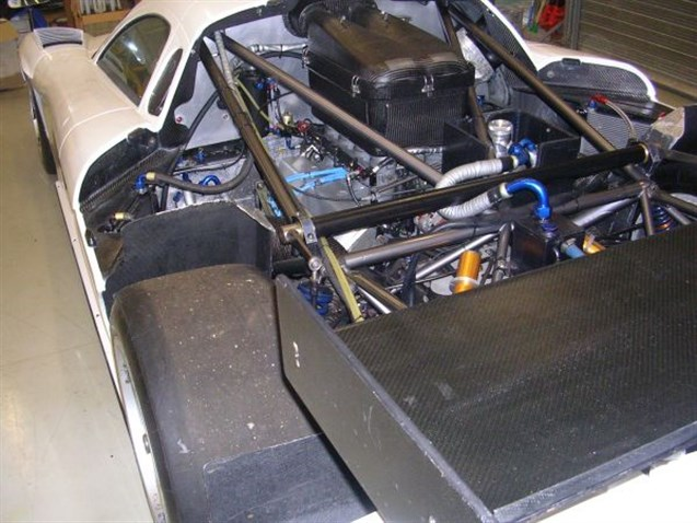 Racecarsdirect Com Saleen Huge New Package Of Spares