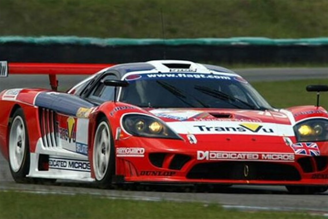 Racecarsdirect.com - Saleen S7R GT1 + Huge New Package of Spares ...