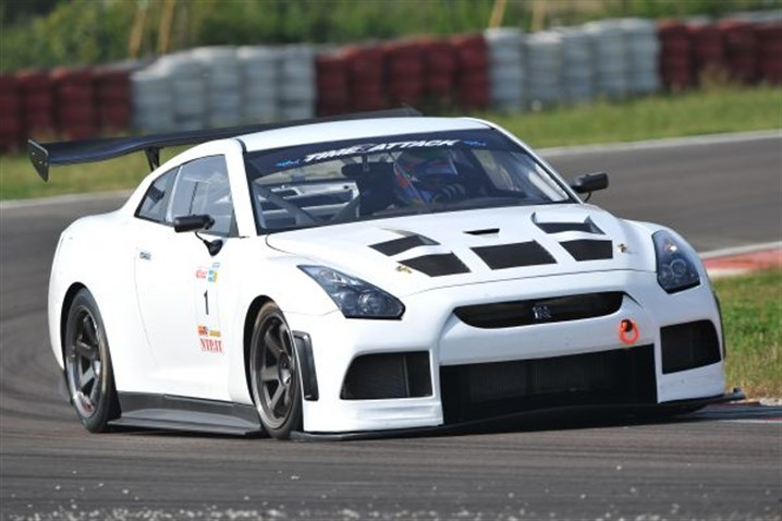 Racecarsdirect Com Nissan Gtr Winner Time Attack Italian