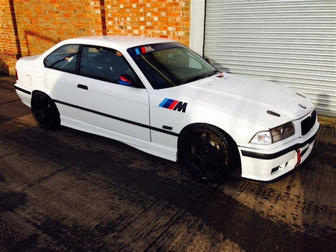 Racecarsdirect.com - BMW E36 M3 3.0L