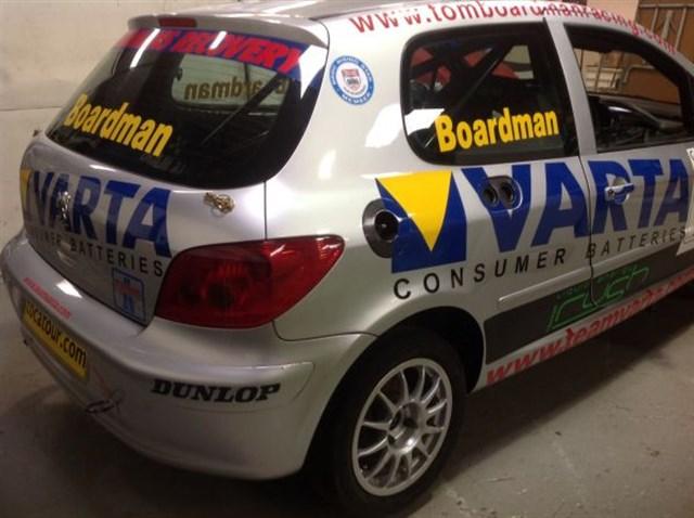 Racecarsdirect.com - Peugeot 307 Super Production Touring Car
