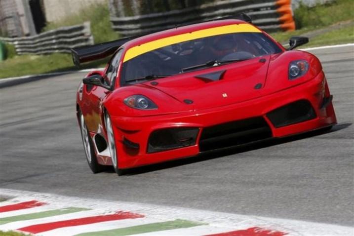 Classic Car Transport >> Racecarsdirect.com - Ferrari F430 GT3 Scuderia - SOLD