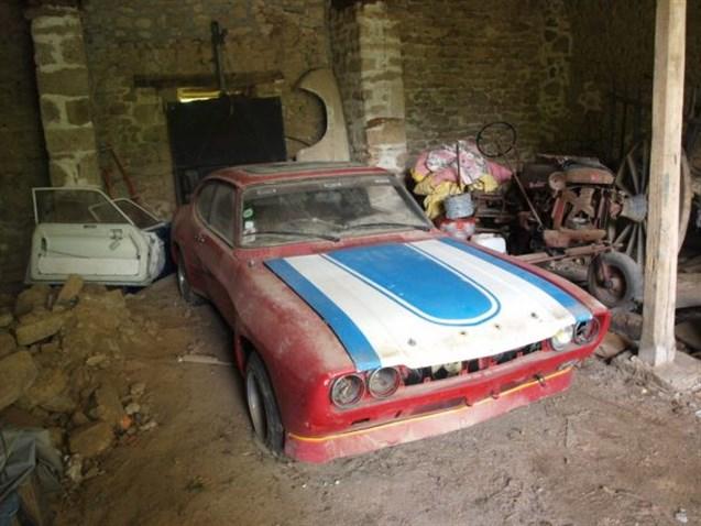 Racecarsdirect Com Ford Capri Mk1 Rs2600 Gr2 Weslake
