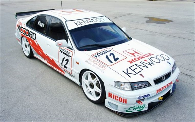 Racecarsdirect.com - Honda Accord Super Touring exBTCC - SOLD