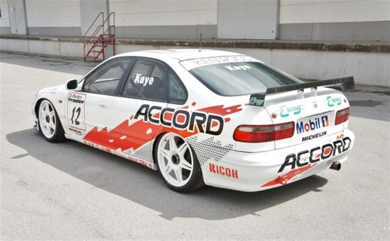 Honda Accord Super Touring Exbtcc Sold