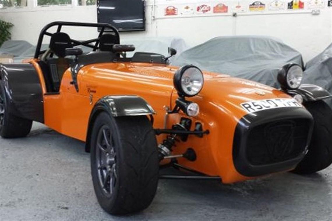 Racecarsdirect.com - Caterham R500 Superlight (2004)