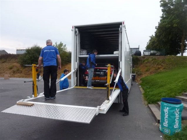 Racecarsdirect.com - Race car transport 4/5 cars with ...