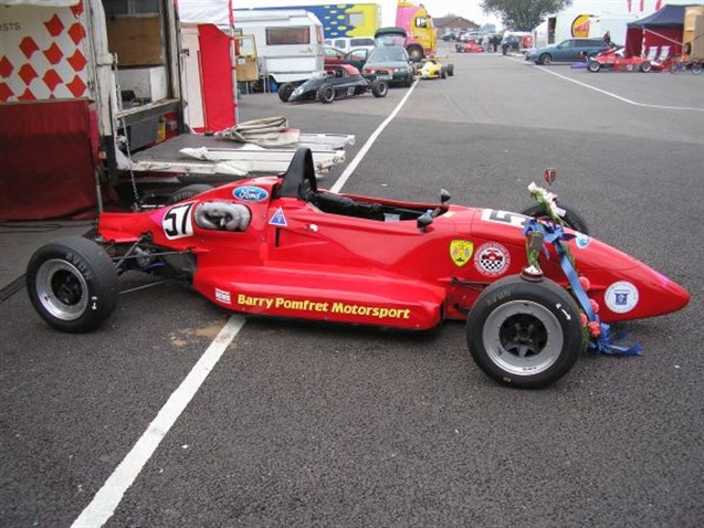 van diemen rf01 formula ford zetec. Cars Review. Best American Auto & Cars Review