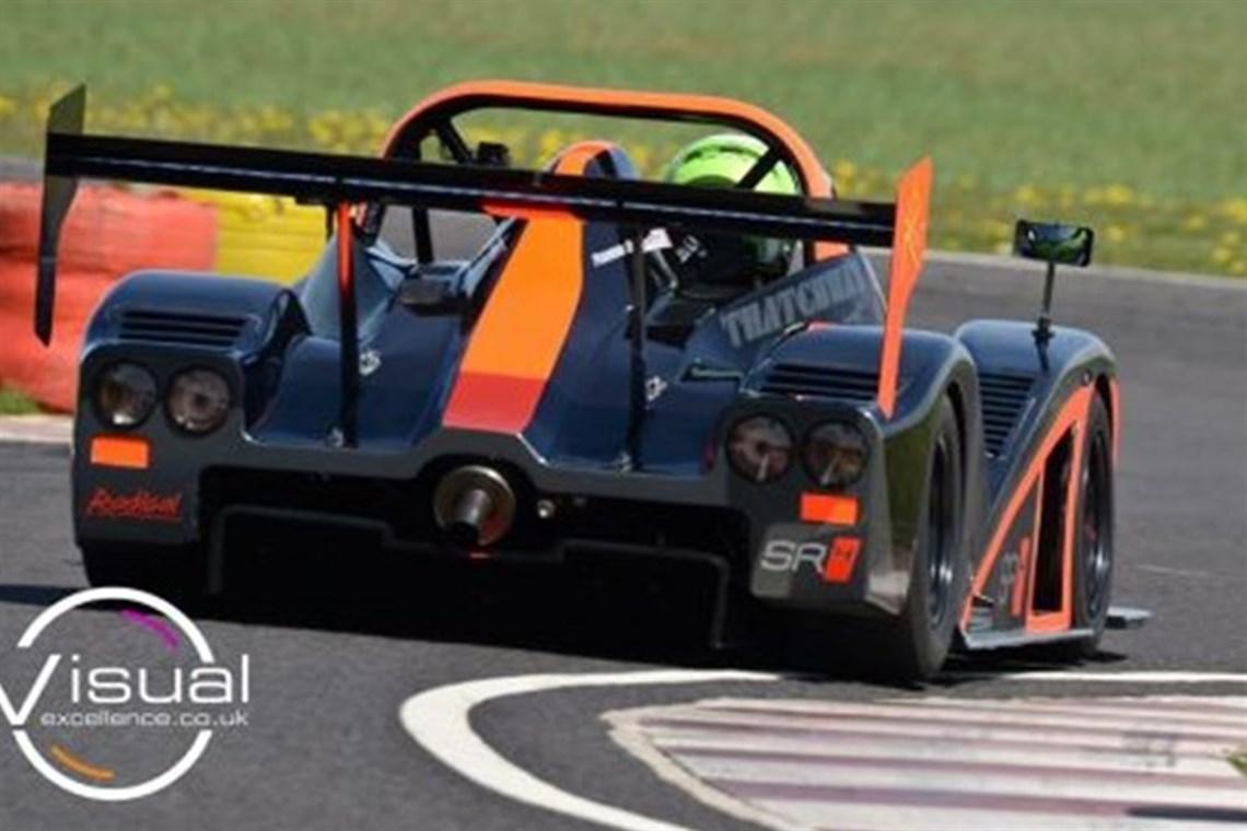 Radical Race Car Parts