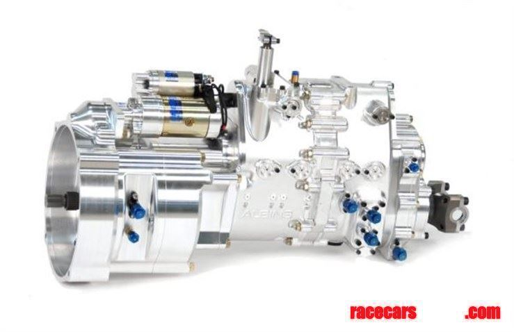 Racecarsdirect com - Albins ST6 Sequential Gearbox/Transaxle