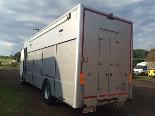 Racecarsdirect Com Rally Service Truck Body