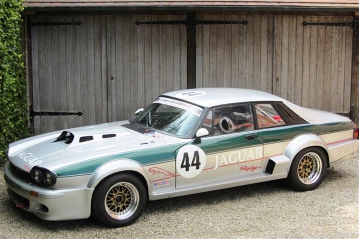 Racecarsdirect.com - Jaguar XJ-S V12 Historic racecar