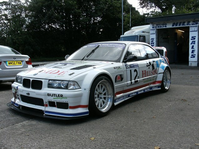 racecarsdirect com - bmw e36 m3