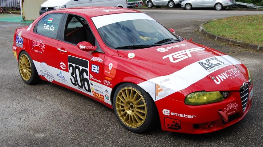 Alfa Romeo 156 Btcc Super Touring Car: Alfa Romeo 156 Challenge