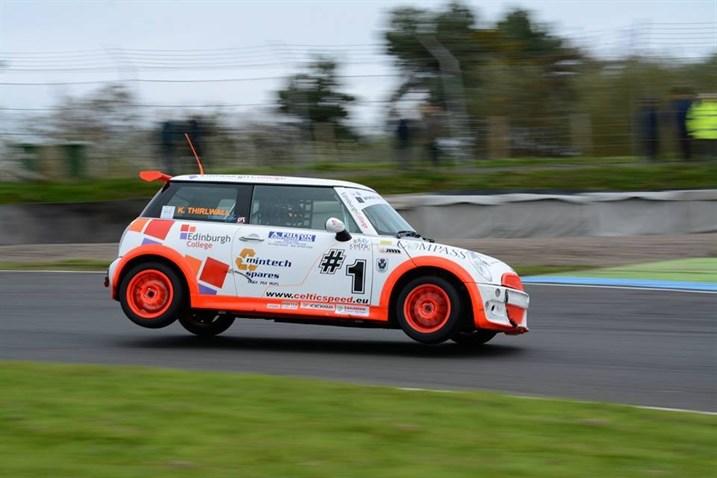 Racecarsdirect Com Scottish Mini Cooper Cup Car