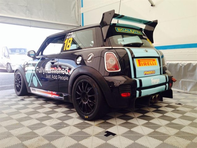 Racecarsdirect Com Mini Challenge R56 Race Winner Ready For 2015