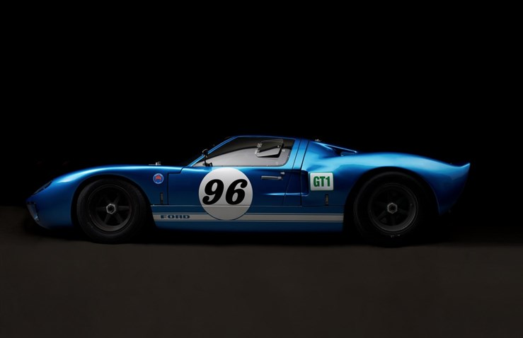 Racecarsdirect Com 1966 Ford Gt40 Mk1 Sold