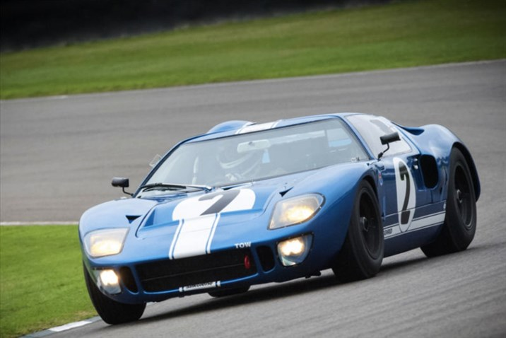 1966 ford gt40 mk1 sold