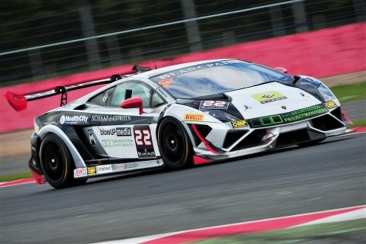 Racecarsdirect Com Lamborghini Super Trofeo