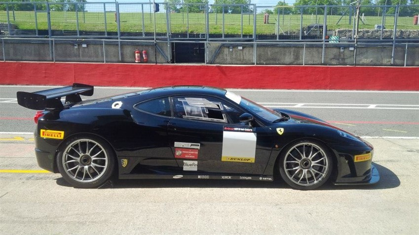 Racecarsdirect Com Ferrari F430 Challenge