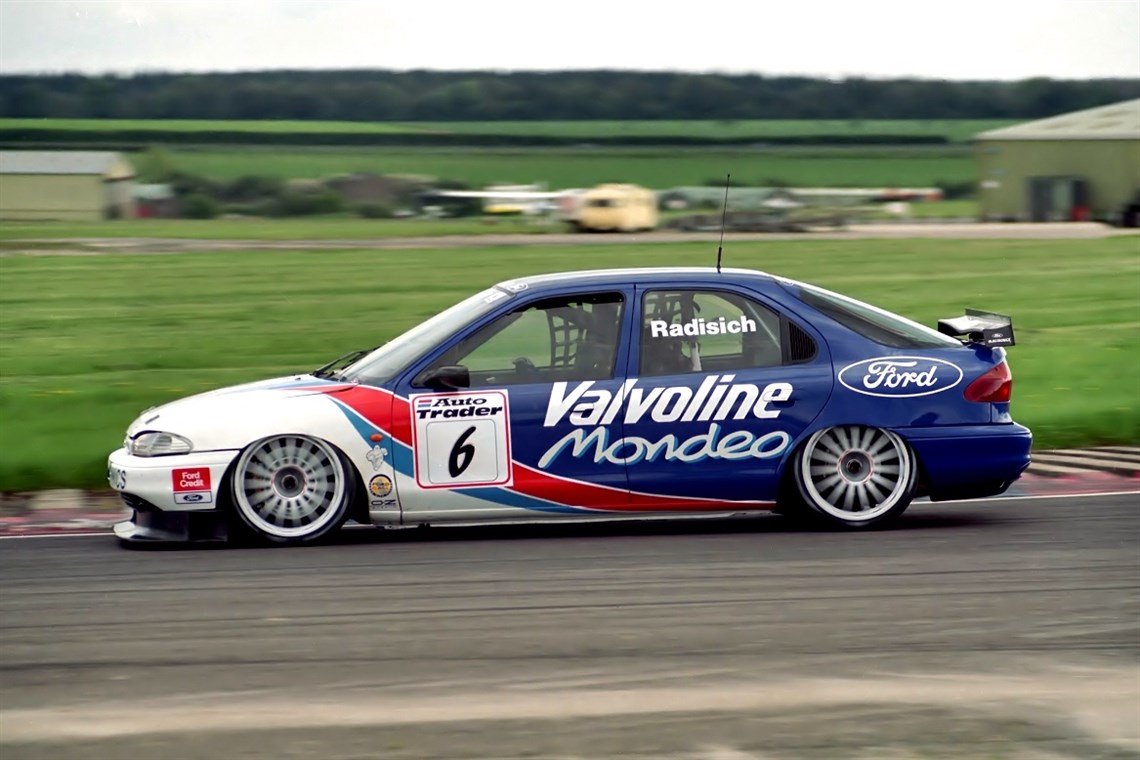 Ford Mondeo Race Car For Sale