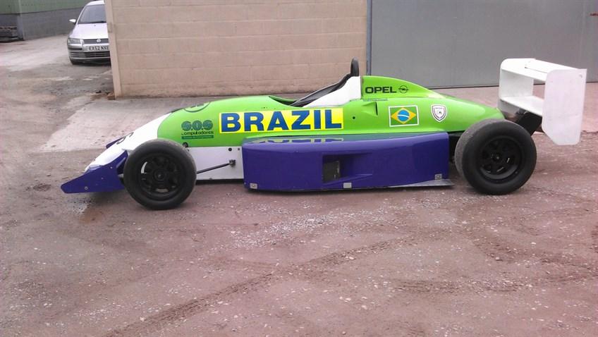 Formula Opelvauxhall Lotus