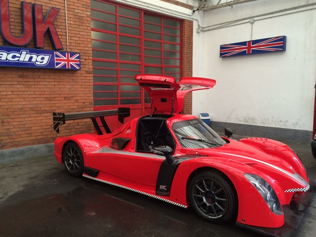 Radical Rxc V6 Road Registered